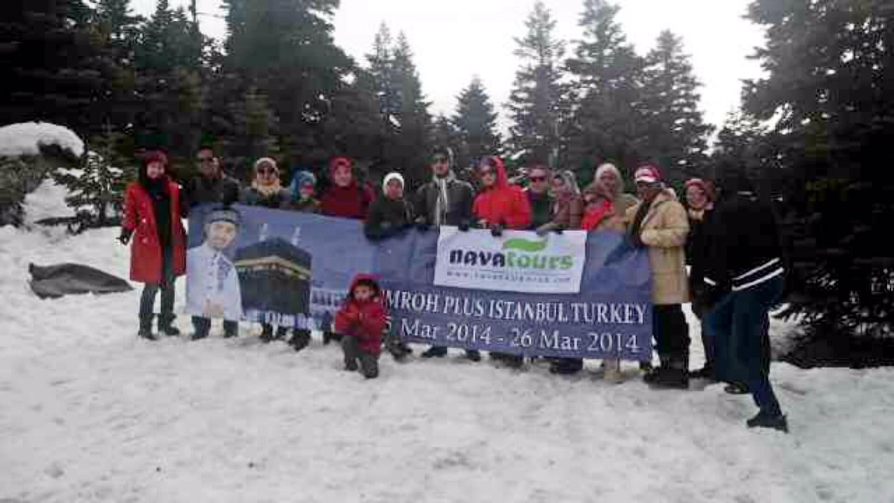 Umroh Plus Turki Nava Tours